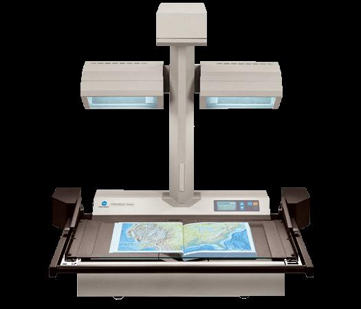 Сканування карт і планів