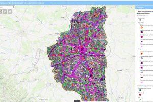 Геопортал містобудівного кадастру Тернопільської області