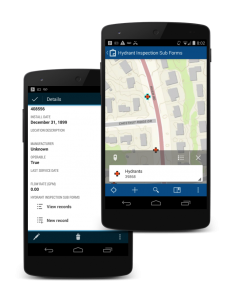 Мобільна геоінформаційна система